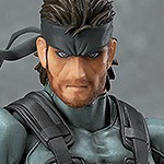 figma METAL GEAR SOLID2: SONS OF LIBERTY 斯内克 MGS2 ver.