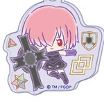 Fate/Grand Order Design produced by Sanrio 亚克力二连挂件 整盒