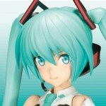 Frame Music Girl 初音未来