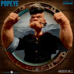 MEZCO(蚂蚁) ONE:12 Collective 1/12 6寸 Popeye the Sailor 大力水手 卜派 波派 波佩 波比 普派