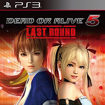 PS3 DEAD OR ALIVE 5 Last Round【带初回封入特典】