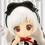 Cu-poche friends Alice Noir【代理版】