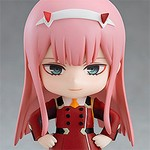 粘土人 DARLING in the FRANXX ZERO TWO 零二